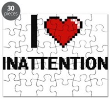 I Love Inattention Puzzle