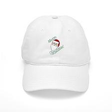Merry Christmas Santa Baseball Cap