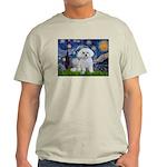 Starry Night / Maltese Light T-Shirt