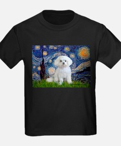 Starry Night / Maltese T