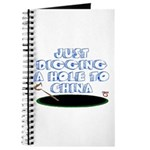 Digging a Hole to China Journal