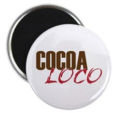 Cocoa Loco Chocolate Lover Magnets