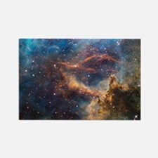 Cute Milky way Rectangle Magnet