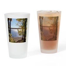 nature scenery Drinking Glass