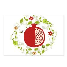 Shanah Tovah Postcards (Package of 8)