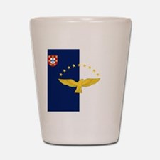 Flag of Azores Shot Glass