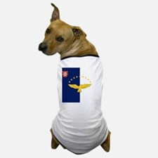 Flag of Azores Dog T-Shirt