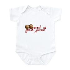 Sweet as Gulab Jamun Infant Bodysuit