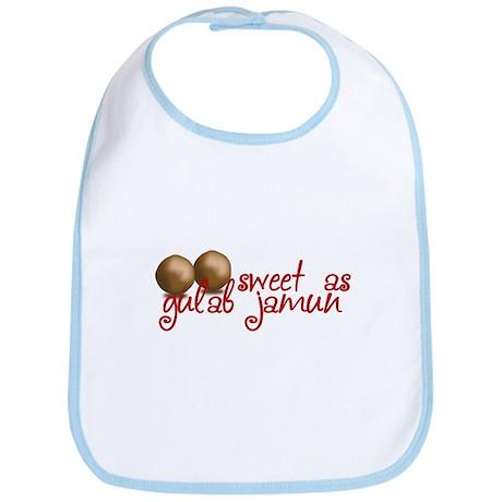 Sweet as Gulab Jamun Bib
