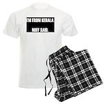 KERALA RESPECT.JPG Men's Light Pajamas
