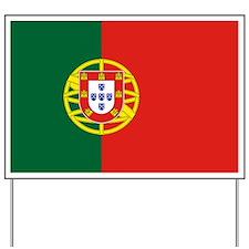 Portugal Yard Sign