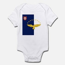 Flag of Azores Body Suit
