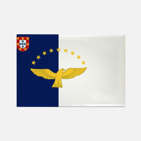 Flag of Azores Magnets