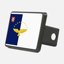 Flag of Azores Hitch Cover