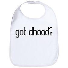 got dhood? Bib