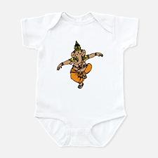 Dancing Ganesh Infant Bodysuit