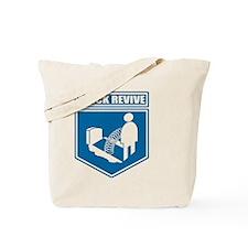 Quick Revive Emblem Tote Bag