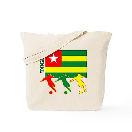 Togo Soccer Tote Bag