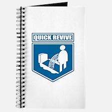 Quick Revive Emblem Journal