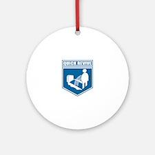 Quick Revive Emblem Ornament (Round)