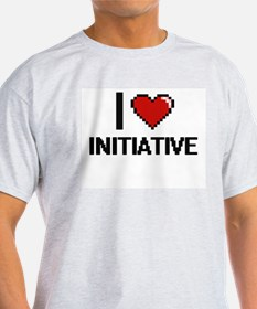 I Love Initiative T-Shirt