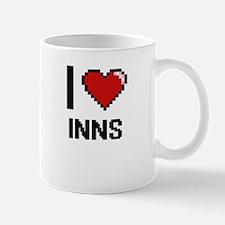 I Love Inns Mugs
