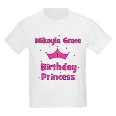 Mikayla Grace 1st Birthday Pr T-Shirt