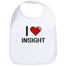 I Love Insight Bib
