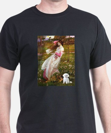 Windflowers / Maltese T-Shirt