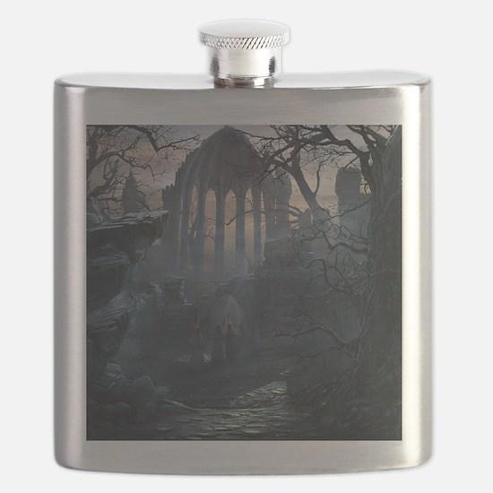 Druid Temple Flask