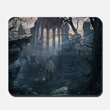 Druid Temple Mousepad