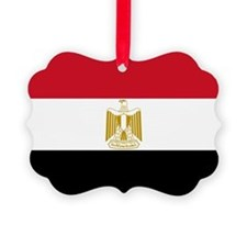 Flag of Egypt Ornament