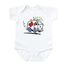 Ambulance Infant Bodysuit
