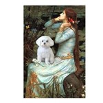 Ophelia's Maltese Postcards (Package of 8)