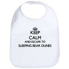 Keep calm and escape to Sleeping Bear Dunes Mi Bib