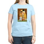 The Kiss / Maltese Women's Light T-Shirt