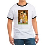 The Kiss / Maltese Ringer T