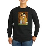 The Kiss / Maltese Long Sleeve Dark T-Shirt
