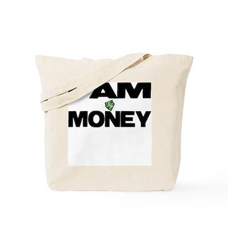 I AM MONEY Tote Bag