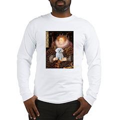 The Queen's Maltese Long Sleeve T-Shirt
