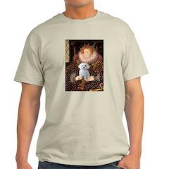 The Queen's Maltese T-Shirt