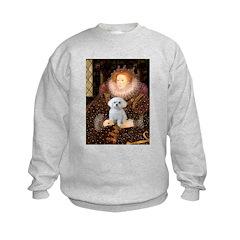 The Queen's Maltese Sweatshirt