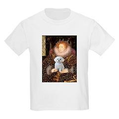 The Queen's Maltese Kids Light T-Shirt