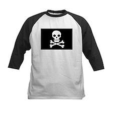 Pirate Flag Skull And Crossbones Baseball Jersey