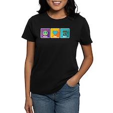 Peace, Love, Math T-Shirt