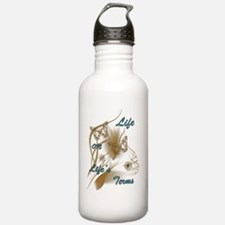 Life On Lifes Terms Water Bottle