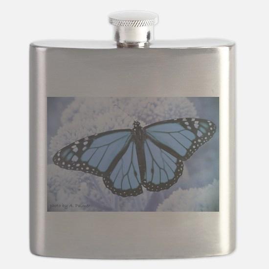 Cute Butterfly Flask