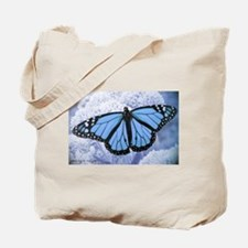 Funny Butterfly Tote Bag