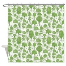 Arboretum 230715 Shower Curtain