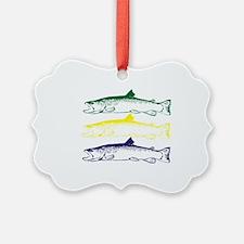 Trout Ornament
